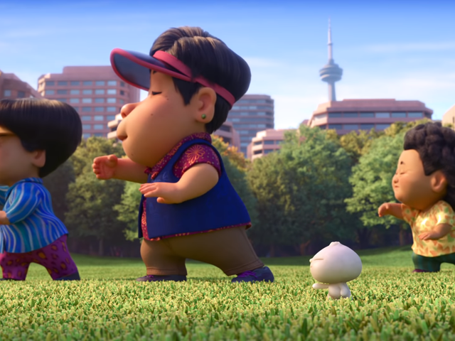 Pixar's Stunning, Heartwarming Short <i>Bao</i>Is Now Available to Watch Online
