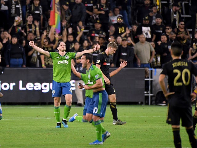 Seattle Sounders Advance To MLS Cup, Rewarding Fans Who Stood Up To Those In Power