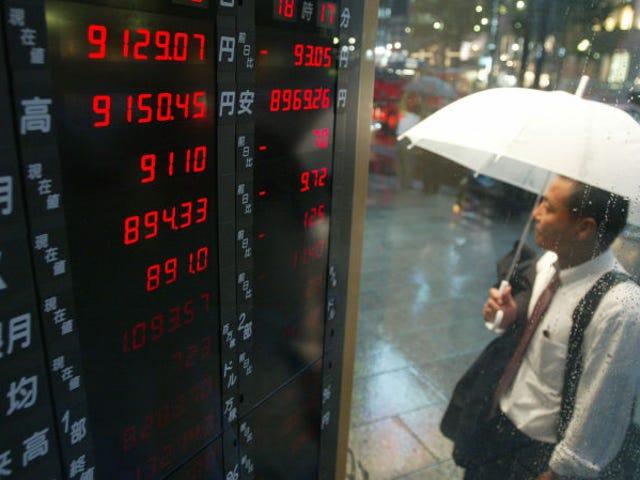 Токіо може проаналізувати проблему, яка виникає після 30 хвилин
