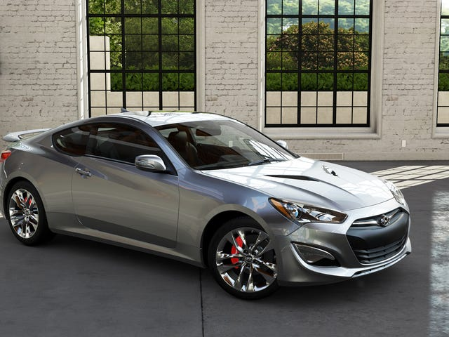 What ever happened with the Genesis Coupe?