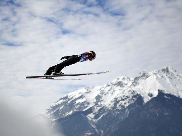 Ryoyu Kobayashi, Dünya Kupası Kayakla Atma Yarışmasını Kazanan İlk Avrupalı Olmayan Adam Oldu