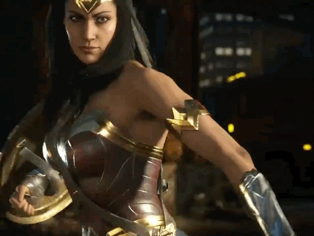 It's Way Past Time For Wonder Woman to Headline Her Own Video Game