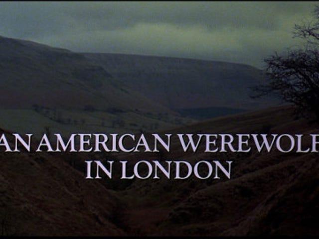 En amerikansk varulv i London (1981)