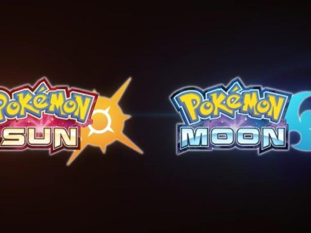 <i>Pokémon Sun</i> et <i>Pokémon Moon</i> les paroles de la chanson mythique qui se terminent en fin d'année