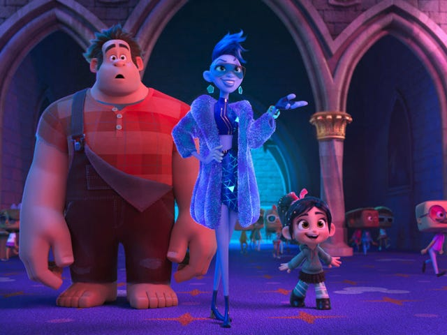Crafting the Perfect Viral Video in Ralph Breaks the Internet Took a Lot of Trial and Error