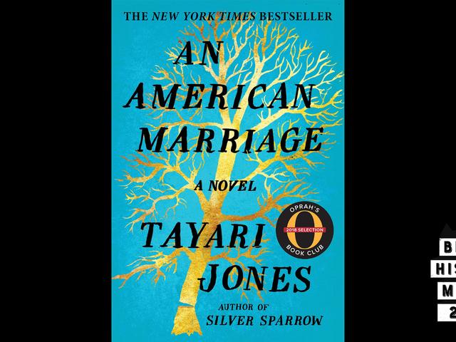 28 Days of Literary Blackness With VSB   Day 11: An American Marriage: A Novel by Tayari Jones