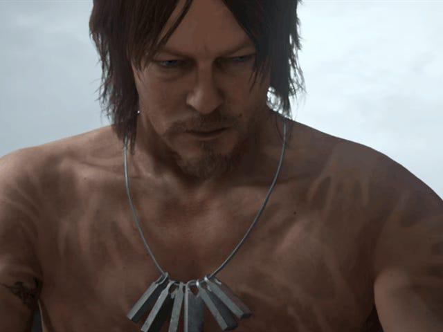 Hideo Kojima's New Game, Death Stranding, Already Has Conspiracy Theories