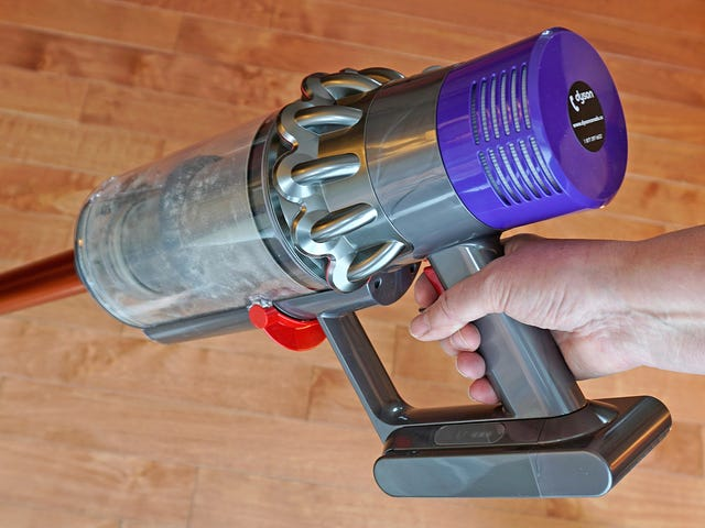 Save $100 On the Stick Vac That Killed Dyson's Corded Vacuums