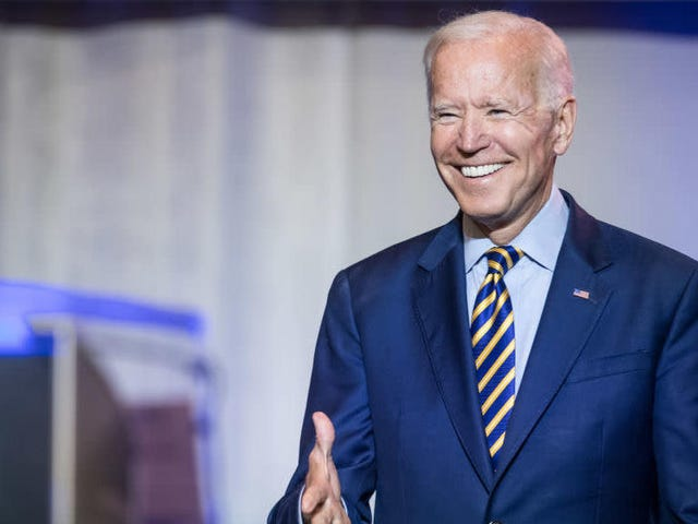 Joe Biden Was Still on His Hyde Amendment Backtracking Tour at the Planned Parenthood 'We Decide' Forum