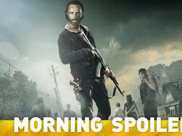 Surprise!  Un fan préféré pourrait mourir dans <i>Walking Dead</i> Season 6