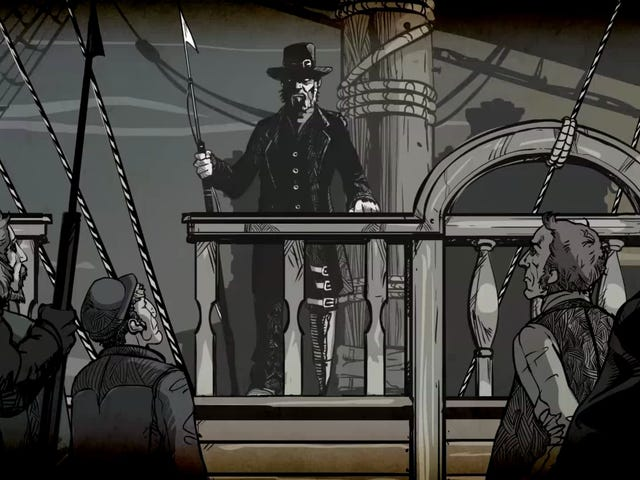 Strategy Game Picks Up Where Moby Dick Left Off
