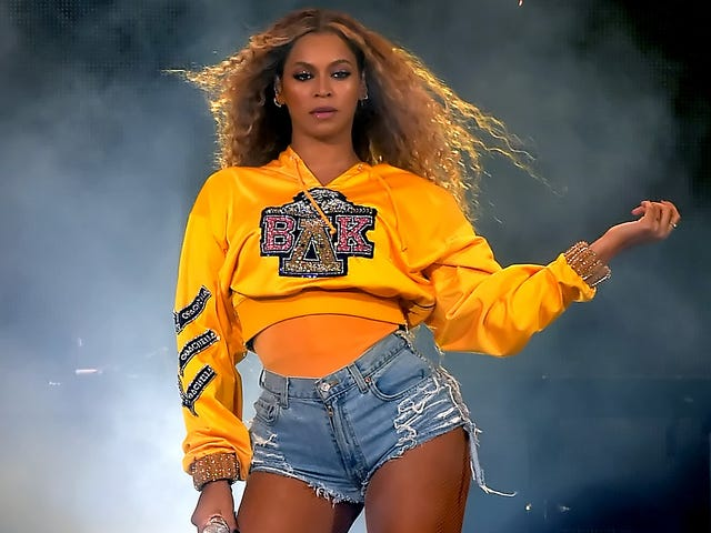 Get Ready for a Beyoncé x Balmain Limited Edition Coachella Collection