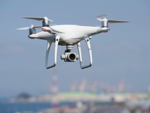 Eye in the Sky: LAPD Makes Drone Usage Permanent