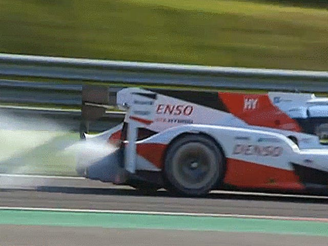 6 Hours Of Spa-Francorchamps' Winner Was Just Less Broken Than Everyone Else