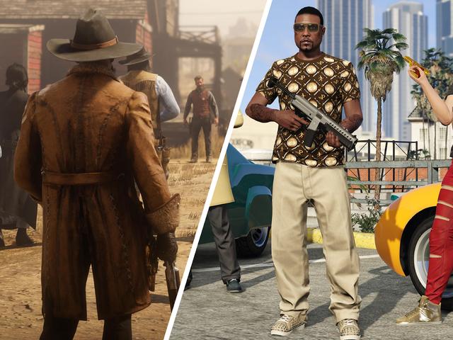 <i>Red Dead Online</i> commence mieux que <i>GTA Online</i>