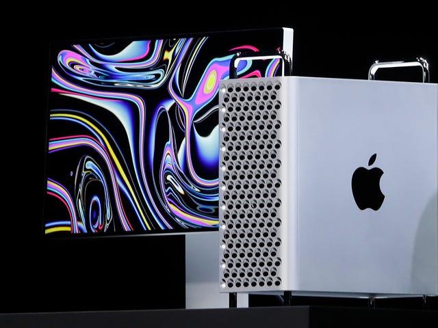 Vous pouvez commander le Mac Pro d'Apple et son écran Killer cette semaine