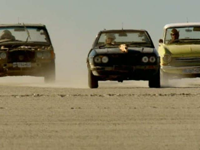 Eventually the Grand Tour will run out of epic trips to take.