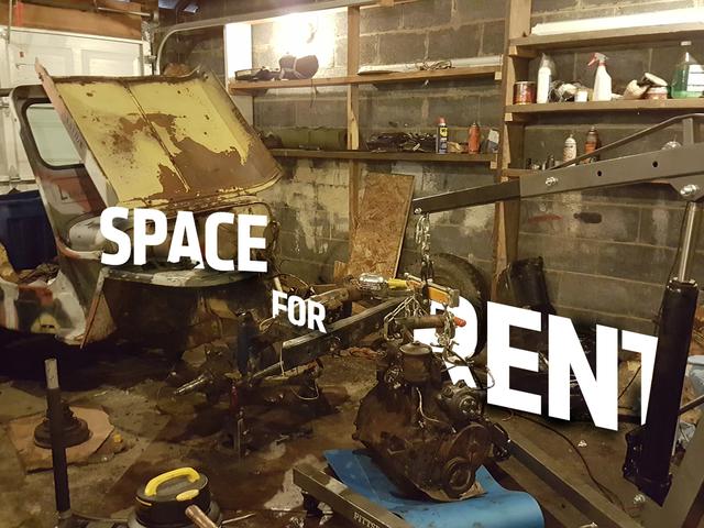 Este 'Airbnb para el espacio de garaje de bricolaje' te deja llave en garajes para personas al azar