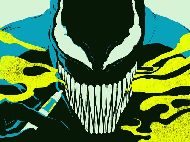 We Asked a Biologist What Would Happen If You Vaped Venom's Alien Goo