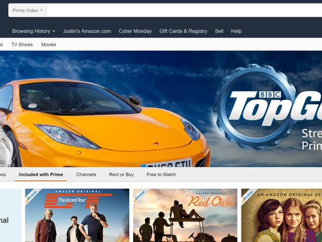 Bây giờ bạn có thể phát trực tiếp các phần 2 đến 17 thiết bị Top Gear Amazon Prime