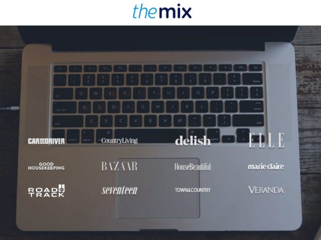 Hearst Quietly Kills 'The Mix,' Their Personal Essay Tragedy Content Farm