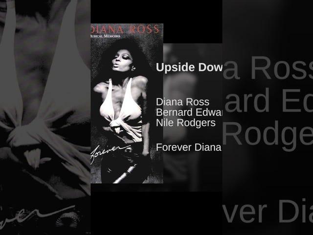 Diana Ross — 'Upside Down'