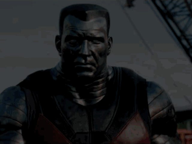 Here's Concept Art of That Ginormous Marvel Easter Egg in Deadpool[Updated]