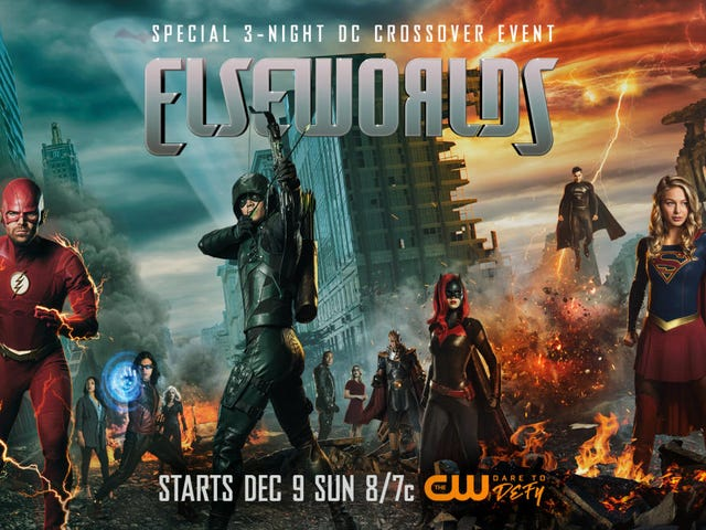 Some Needless Arrowverse Speculation