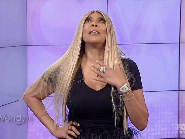 Wendy Williams Returns From Five-Week Hiatus With Extensive, Tear-Filled Report on Her Life