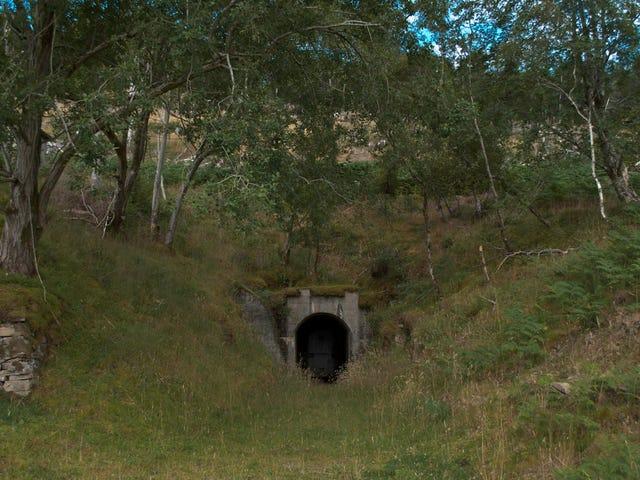 En este complejo de túneles un disparo de bala resuena durante 112 segundos, el eco más largo del planeta