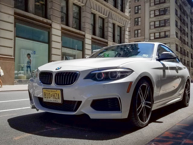 What Do You Want To Know About The 2018 BMW M240i Coupe?
