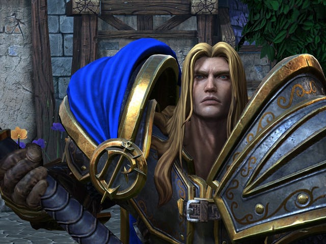 Blizzard đang thêm <i>World of Warcraft</i> tham chiếu <i>Warcraft III: Reforged</i>