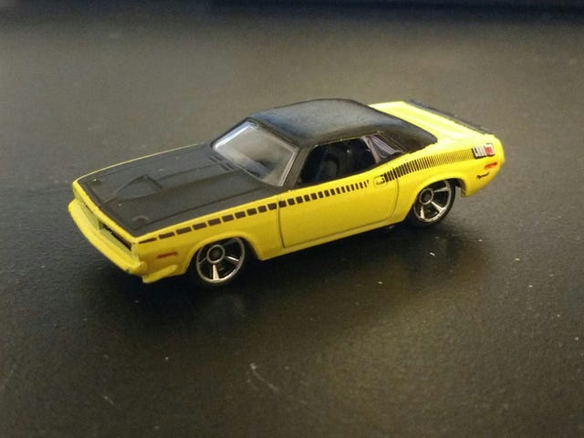 American Muscle Monday 1970 Plymouth AAR 'Cuda