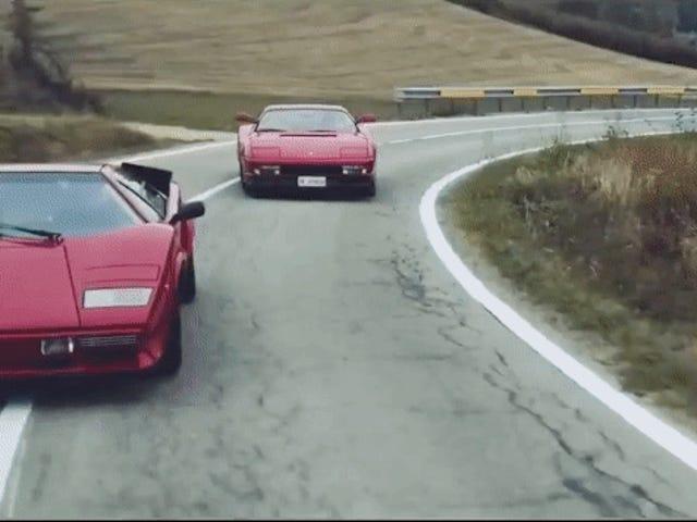 'Wolf Of The Autostrada' είναι η δεκαετία του '80 της Ευρωπαϊκής Ολιγαρχίας Street Racing Fantasy Ελάτε στη Ζωή