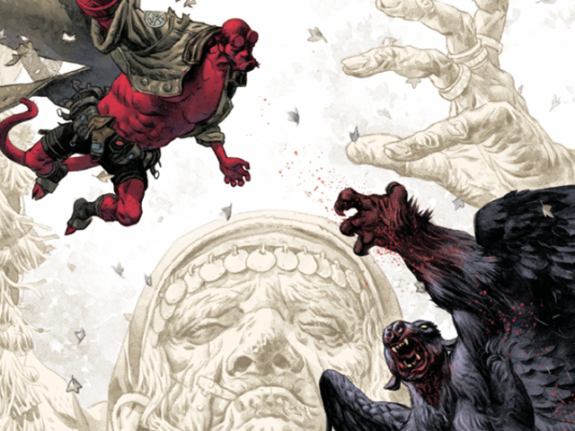 Meet a Secret God in This Exclusive Hellboy and the BPRD Preview