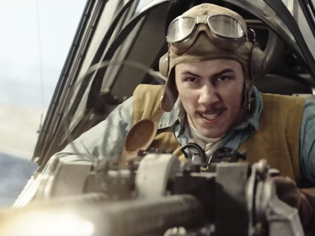 Nick Jonas and Roland Emmerich go to war in the new trailer for Midway