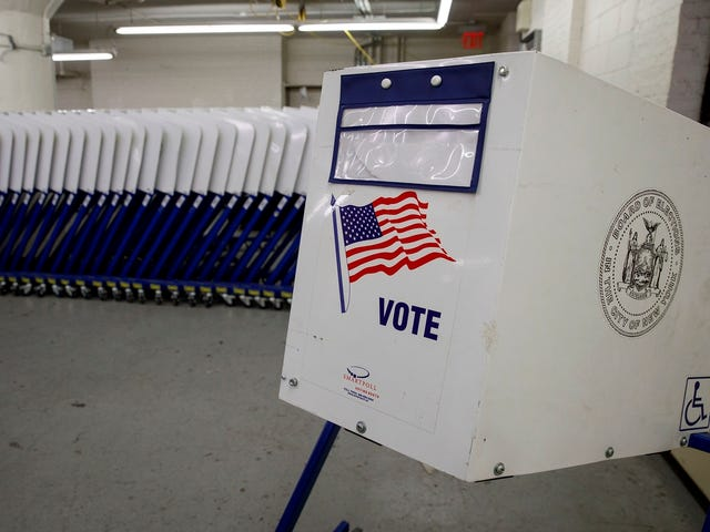 Your Vote Can Be Revoked If You Take a Ballot Selfie in Michigan