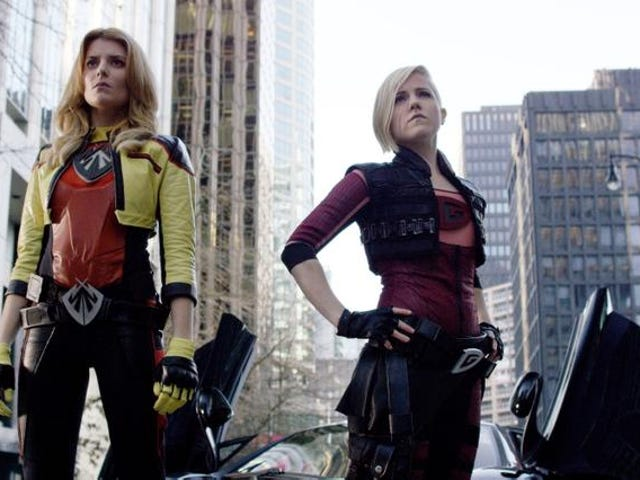 The New Electra Woman and Dyna Girl Look Kind Of Awesome