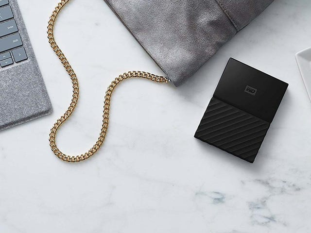 Here's the Best 1TB Portable Hard Drive Deal We've Ever Seen