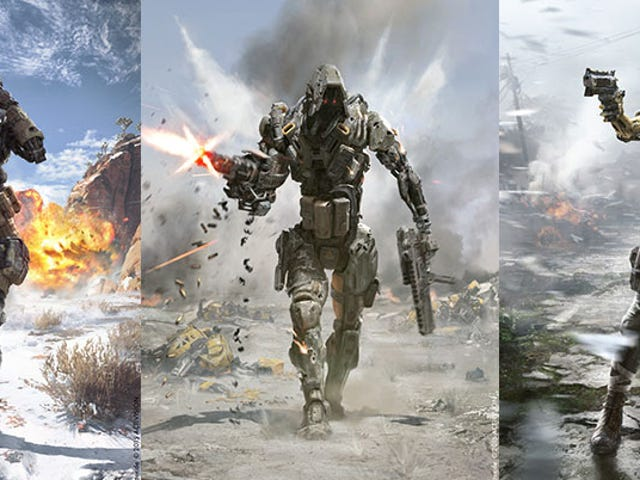 The Men, Women & Killer Robots Of Black Ops III
