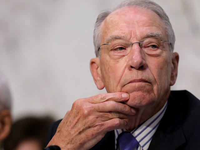 How to Rage-Donate Against Chuck Grassley