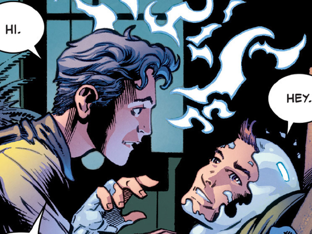 Gee, I Wonder Where Iceman's New Romance Could Be Going