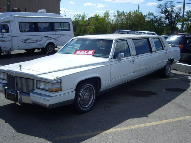 Show Us The Best Craigslist Limos
