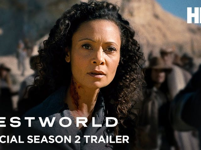 'The Reckoning Is Here' and It's Dolores Who Brought It in the Full<i>Westworld</i> Trailer