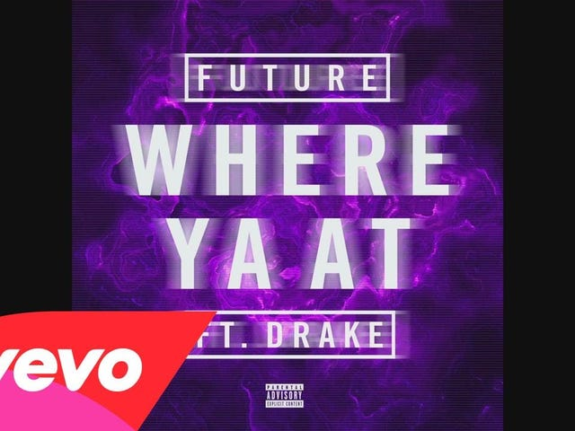 Track: Where Ya At | Artist: Future, Drake | Album: Dirty Sprite 2 (DS2)