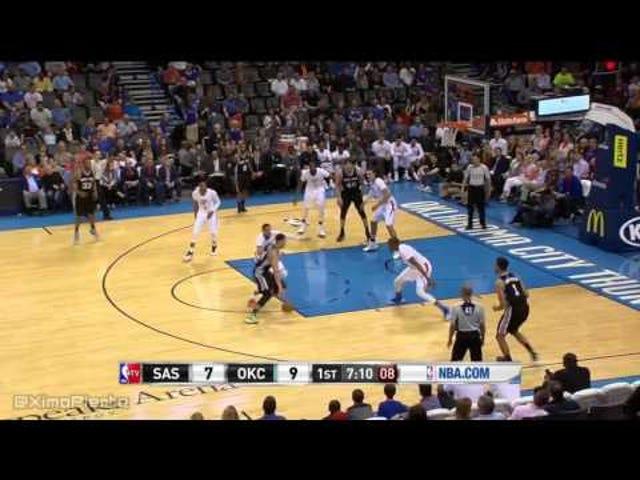 Boban Marjanovic Executes Slowest Dunking-On In NBA History