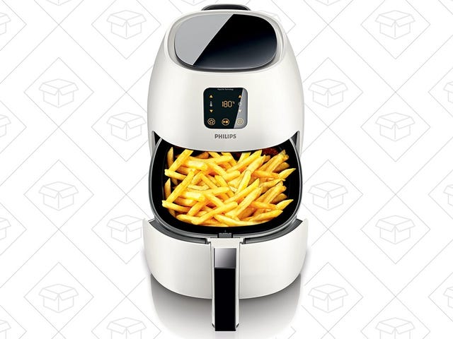 This Philips Airfryer XL Makes French Fries A Little Bit Healthier