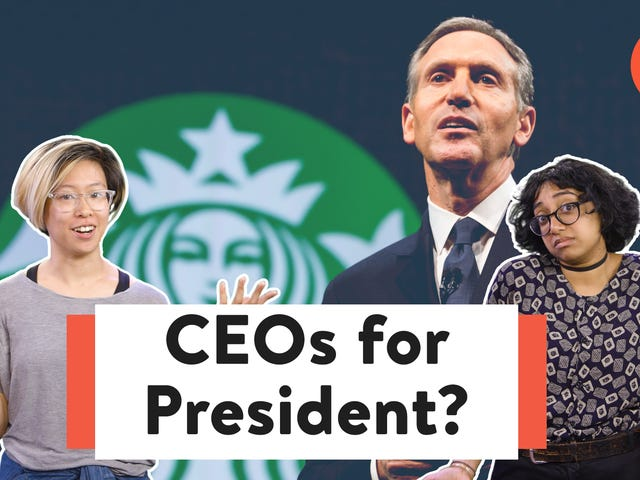 Why CEOs Should Never Be President
