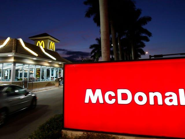 McDonald's Chickens Going Antibiotic Free är en riktigt bra affär