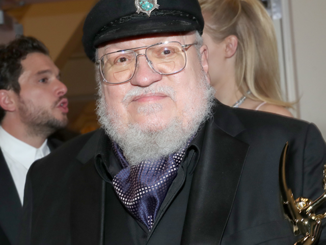 George R.R. Martin's First Epic Fantasy Involved a Lot More Dead Turtles Than You'd Ever Want to Know